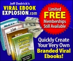The Viral Ebook  Explosion